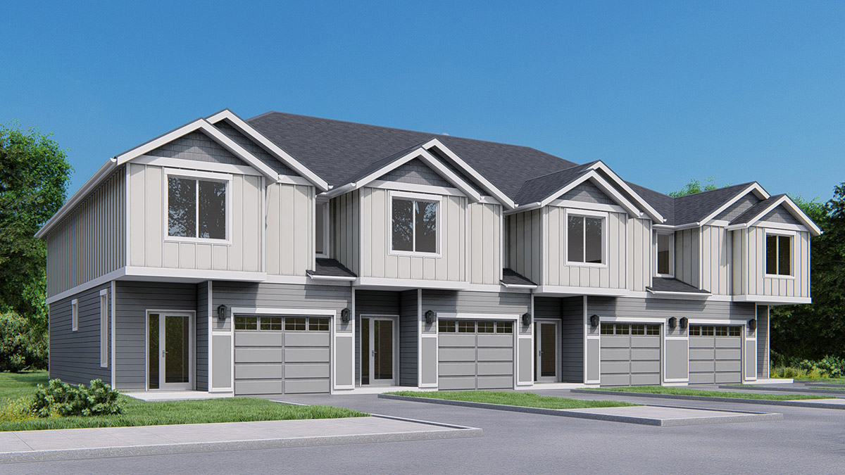 13th & Powell Townhomes