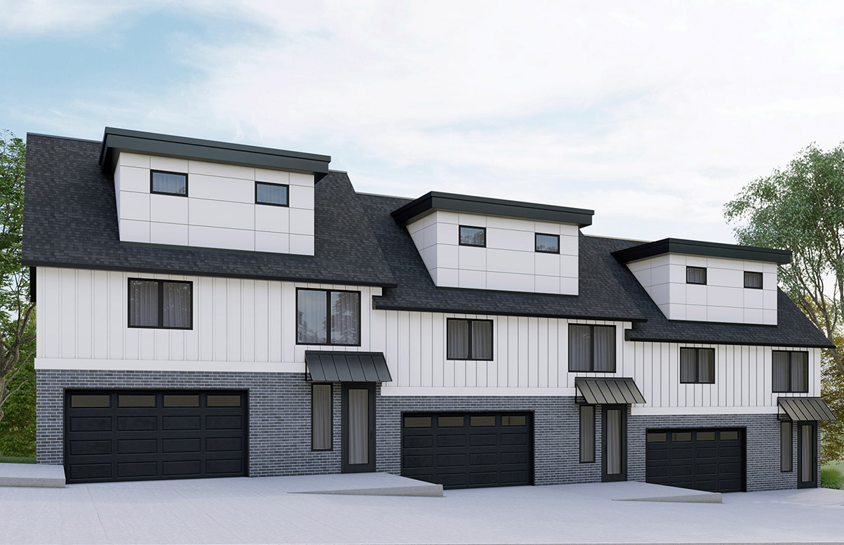 13th place townhomes