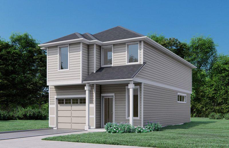 136th & Powell Single Home